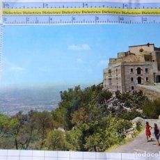 Postales: POSTAL DE MALLORCA. AÑO 1968. FELANITX SANTUARIO DE SAN SALVADOR. 2 PLANAS. 3298. Lote 245743745