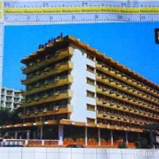 Postales: POSTAL DE MALLORCA. AÑO 1978. PLAYA DE PALMA, HOTEL FESTIVAL. 3098 ESCUDO ORO. 3300. Lote 245743850