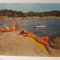 Postales: MALLORCA N°24/ PLAYA DE PAGUERA/ SIN CIRCULAR/ (D.247). Lote 247756700
