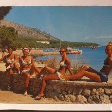 Postales: MALLORCA N°53/ EMBARACDETO DE FORMENTOR/ SIN CIRCULAR/ (D.247). Lote 247757590