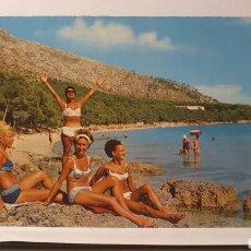 Postales: MALLORCA N°54 / PLAYA DE FORMENTOR/ SIN CIRCULAR/ (D.247). Lote 247757855