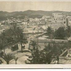 Postales: PALMA DE MALLORCA -VISTA PARCIAL-FOTOGRÁFICA- MUY RARA. Lote 248136670