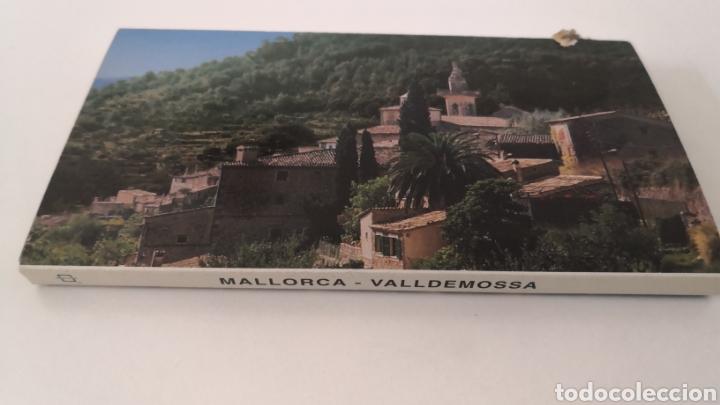 Postales: Acordeón de 11 postales Valldemossa Mallorca - La cartuja Capilla Sta Catalina Thomas Escudo de oro - Foto 3 - 252973510