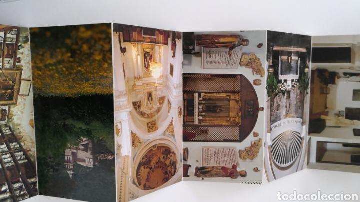 Postales: Acordeón de 11 postales Valldemossa Mallorca - La cartuja Capilla Sta Catalina Thomas Escudo de oro - Foto 6 - 252973510