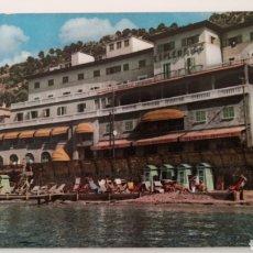 Postales: POSTAL PUERTO SOLLER MALLORCA HOTEL ESPLÉNDIDO - AA ARCHIVO ARTÍSTICO 1573 - MAR PLAYA. Lote 253209700