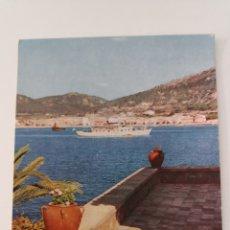 Postales: POSTAL PUERTO DE ANDRAITX MALLORCA - VISTA PARCIAL MAR PLAYA BARCO - AA ARCHIVO ARTÍSTICO 1128. Lote 253210410