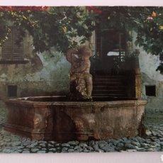 Postales: POSTAL JARDINES DE ALFABIA MALLORCA - AA ARCHIVO ARTÍSTICO 1633 - FOTO CLAUDE CHEVALIER. Lote 253210635