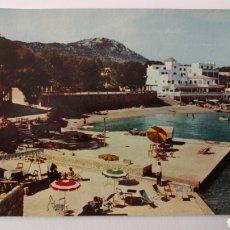 Postales: POSTAL PAGUERA LA PLAYA MALLORCA - SAVIR 3045 - 1961. Lote 253210880
