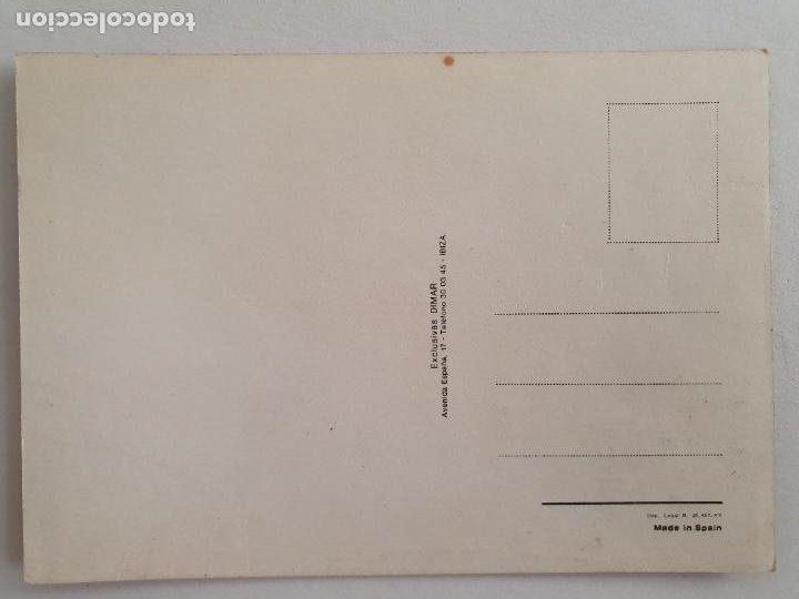 Postales: EIVISSA / IBIZA SANTA EULÀRIA DES RIU - RESTAURANTE ES PINS - P49481 - Foto 2 - 253557980