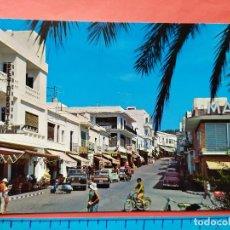 Postales: SAN ANTONIO ABAD( COCHES DE LA EPOCA - LAND ROVER - MOTO VESPA ) / ( NOV2021CONF). Lote 253900500
