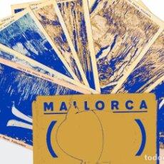 Postales: AD296 MALLORCA: SET 7 POSTALES ANTIGUAS CUEVAS DEL DRACH / CLISE SERVERA + 2 BY ZERKOWITZ. Lote 254465150
