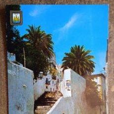 Postales: POSTAL IBIZA. ISLA BLANCA-CALLE TÍPICA DE DALT VILA. SIN CIRCULAR.. Lote 254502155