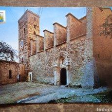 Postales: POSTAL IBIZA-CATEDRAL. SIN CIRCULAR.. Lote 254502735