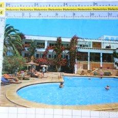 Postales: POSTAL DE MALLORCA. AÑO 1968. PAGUERA HOTEL BAHÍA CLUB. 2797 PLANAS. 767. Lote 254643740