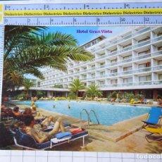 Postales: POSTAL DE MALLORCA. AÑO 1977. CAN PICAFORT HOTEL GRAN VISTA. 1011 CLIK CLAK. 770. Lote 254643905