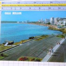 Postales: POSTAL DE MALLORCA. AÑO 1975. CALA MILLOR VISTA PARCIAL. 2017 PALMA. 771. Lote 254643945