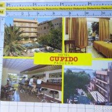 Postales: POSTAL DE MALLORCA. AÑO 1989. PAGUERA HOTEL CUPIDO. CLIK CLAK. 773. Lote 254644020