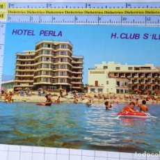 Postales: POSTAL DE MALLORCA. AÑO 1983. CALA MOREYA, HOTEL PERLA DE S'ILLOT 2561 FOTOPERATOR. 783. Lote 254644380