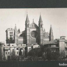 Postales: POSTAL SIN CIRCULAR PALMA DE MALLORCA TORRES DE LA CATEDRAL EDITA TRUYOL. Lote 254996130
