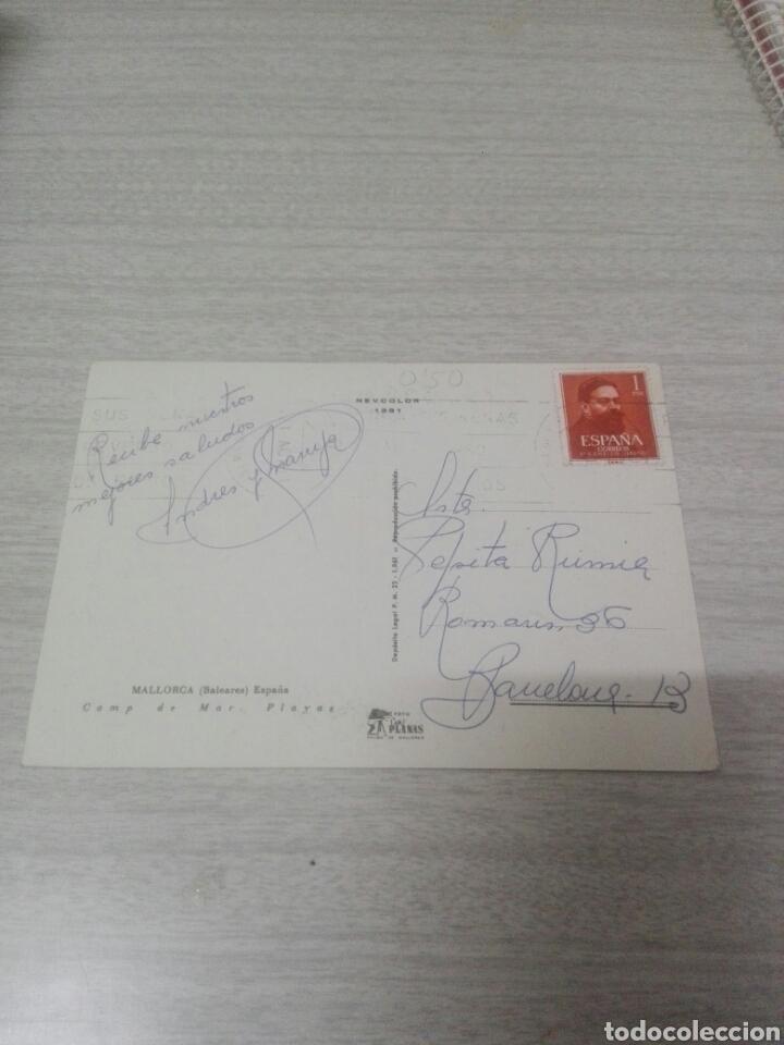 Postales: Postal mallorca camp de mar - Foto 2 - 257320610