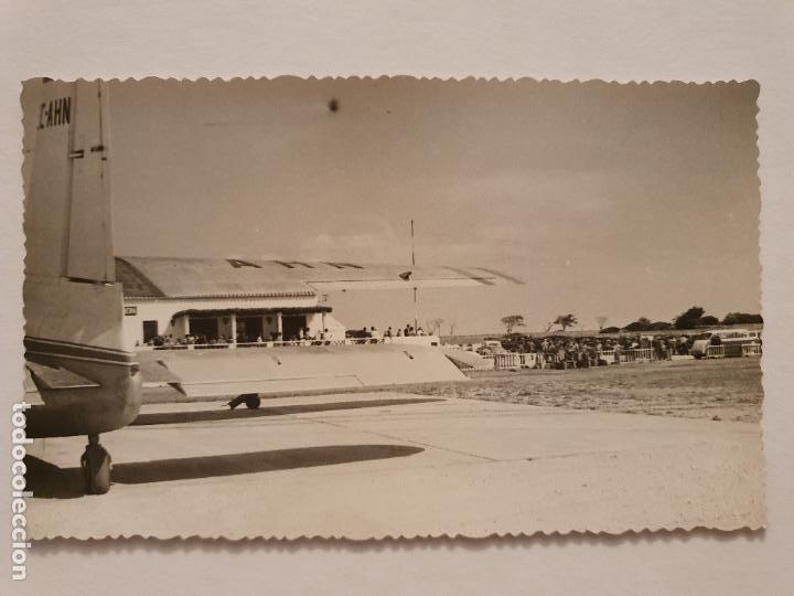 MAÓ / MAHÓN - AEROPUERTO - P50379 (Postales - España - Baleares Moderna (desde 1.940))