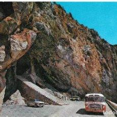 Postales: MALLORCA. CAPDEPERA. ENTRADA A LAS CUEVAS DE ARTÓ. FOTO CASA PLANAS 1962 (1457). Lote 258181180