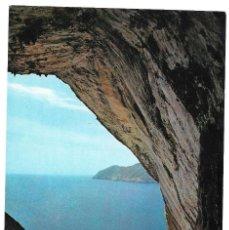 Postales: MALLORCA. CAPDEPERA. ENTRADA A LAS CUEVAS DE ARTÓ. FOTO CASA PLANAS 1962 (1458). Lote 258185015