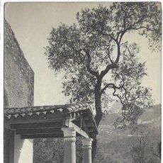 Postales: POSTAL FOTOGRAFICA CAPILLA DE SON MARCH POLLENSA MALLORCA IGLESIA ISLAS BALEARES. Lote 259873125