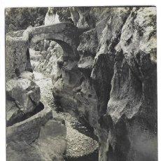Postales: POSTAL FOTOGRAFICA MALLORCA CORCH BLAU ISLAS BALEARES. Lote 259874115