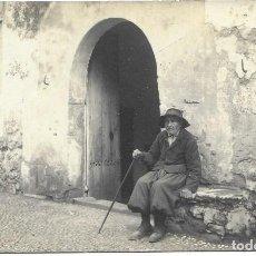 Postales: POSTAL FOTOGRAFICA PAYES MALLORQUIN POLLENSA MALLORCA ISLAS BALEARES. Lote 259876055