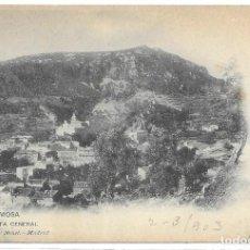 Postales: POSTAL VALLDEMOSA VISTA GENERAL HAUSER Y MENET. Lote 259877285