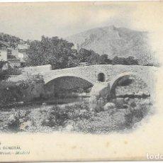 Postales: POSTAL POLLENSA VISTA GENERAL MALLORCA ISLAS BALEARES. Lote 259878365