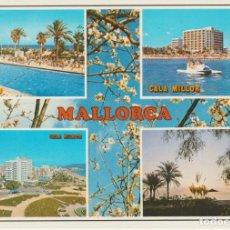 Postais: (708) CALA MILLOR. MALLORCA. ... SIN CIRCULAR. Lote 260568725