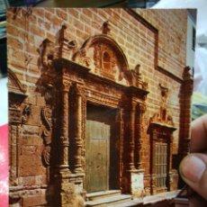 Postales: POSTAL CIUDADELA MENORCA IGLESIA DEL ROSARIO N 4-157 BEASCOA S/C. Lote 261119535