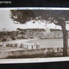 Cartes Postales: MANACOR-PORTO CRISTO-FOTOGRAFICA GUILERA-72-POSTAL ANTIGUA-(80.239). Lote 261257440