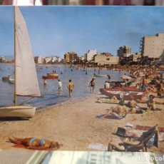 Postales: ANTIGUA POSTAL EL ARENAL MALLORCA FLOR DE ALMENDRO 625. Lote 261261600