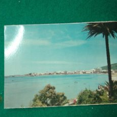 Postales: POSTAL IBIZA (BALEARES) SAN ANTONIO VISTA GENERAL. Lote 262697350