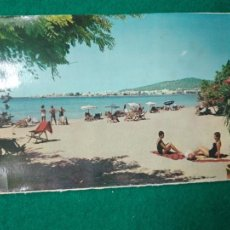 Postales: POSTAL IBIZA (BALEARES) SAN ANTONIO. VISTA DESDE EL HOTEL SES SEVINES.. Lote 262697960