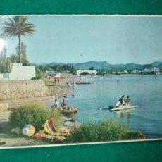 Postales: POSTAL IBIZA (BALEARES) PLAYAS DE SDAN ANTONIO.. Lote 262698090