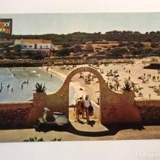 Postales: MALLORCA, PORTO COLOM. POSTAL VESPA NO.1727, CALA MARSAL, ESCUDO DE ORO. SUBIRATS CASANOVA. Lote 262825745
