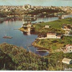 Postales: POSTAL MAHÓN (MENORCA) - VISTA PARCIAL PUERTO DE MAHÓN - ED. DOLFO 1959. Lote 263096470
