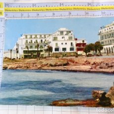 Cartes Postales: POSTAL DE MALLORCA. AÑO 1963. CALA MILLOR DETALLE DE HOTELES. 306 ZERKOWITZ. 1002. Lote 264456484