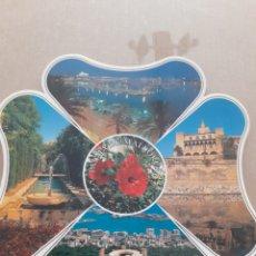 Postales: POSTAL EN FLOR PALMA DE MALLORCA AÑO 1998. Lote 264830359