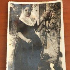 Postales: MALLORCA PAYESA POSTAL ORIGINAL ANTIGUA ESCRITA AL DORSO SIN SELLO. Lote 267686064