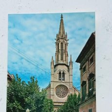 Cartes Postales: PALMA DE MALLORCA (BALEARES), PLAZA SANTA EULALIA, LAMINOGRAF Nº 6 VOLKSWAGEN ESCARABAJO Y OTROS COC. Lote 268294314