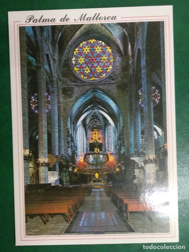 POSTAL SIN CIRCULAR MALLORCA 1990 EDICIONES PALMA (Postales - España - Baleares Moderna (desde 1.940))
