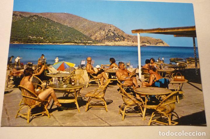 POSTAL MALLORCA-CALA RATJADA.-CALA GUYA (Postales - España - Baleares Moderna (desde 1.940))