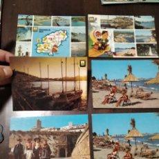 Postales: POSTALES IBIZA. Lote 268843524