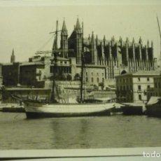 Postales: POSTAL PALMA DE MALLORCA .-CATEDRAL--CASA TRUYOL. Lote 268844924