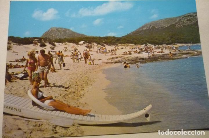 POSTAL MALLORCA CALA RATJADA CALA GUYA (Postales - España - Baleares Moderna (desde 1.940))